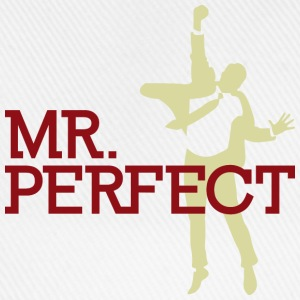 Mr Perfect 2 (dd)++ T-Shirts - Baseball Cap