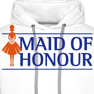 Maid Of Honour 2 (2c)++ T-shirts - Premiumluvtröja herr