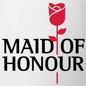 Maid Of Honour 1 (2c)++ Camisetas - Taza