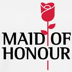 Maid Of Honour 1 (2c)++ Hoodies & Sweatshirts - Men's Premium T-Shirt