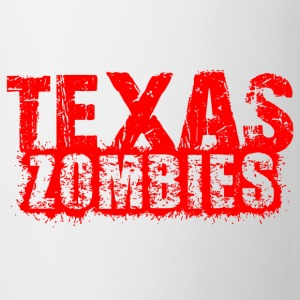 texas zombies Tee shirts Enfants - Tasse