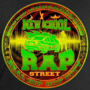 new school rap street T-Shirts - Men's Sweatshirt by Stanley & Stella