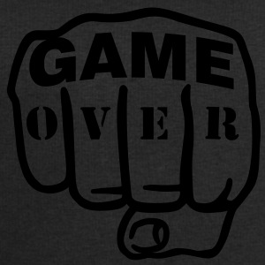 Game over | Fist | Faust T-Shirts - Sudadera hombre de Stanley & Stella