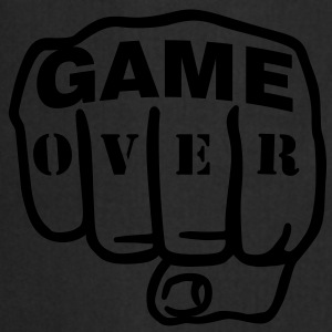 Game over | Fist | Faust T-Shirts - Kokkeforkle