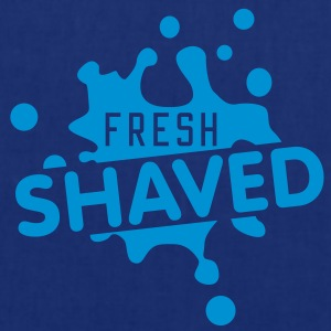 fresh shaved | frisch rasiert T-Shirts - Tote Bag