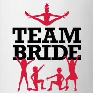 Team Bride 2 (2c)++ Camisetas - Taza