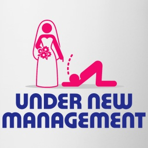 Under New Management 2 (dd)++ T-Shirts - Mug