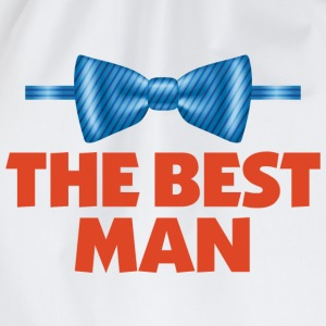 The Best Man 1 (dd)++ T-shirts - Gymtas