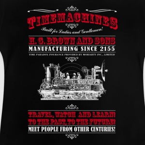 Timemachines (hell) - Baby T-Shirt