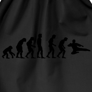 Kung fu Evolution T-shirts - Gymtas