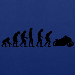motorcycle evolution T-shirts - Tygväska