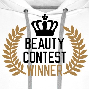 Beauty Contest Winner | Champion T-Shirts - Men's Premium Hoodie