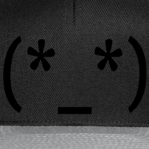 Emoticon - Casquette snapback