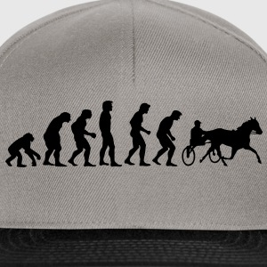 horse racing evolution Tröjor - Snapbackkeps