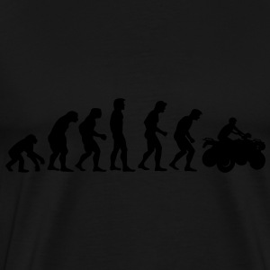 quad_evolution Pullover & Hoodies - Männer Premium T-Shirt