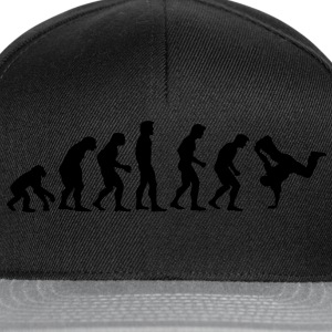 breakdance_evolution Sweat-shirts - Casquette snapback