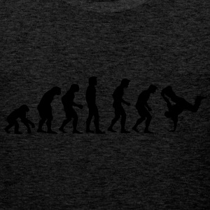 breakdance_evolution Sweatshirts - Herre Premium tanktop
