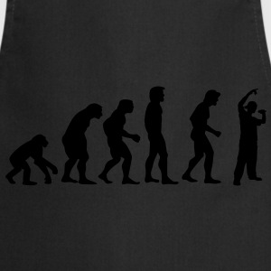 rap_evolution T-Shirts - Kochschürze
