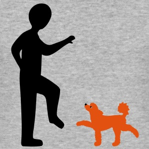 Dog Dancing 2-3 Sweatshirts - Herre Slim Fit T-Shirt
