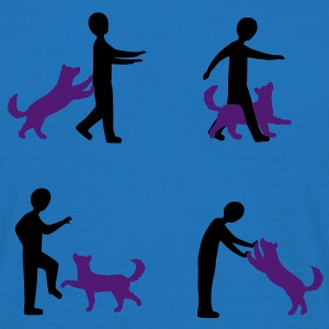 Dog Dancing 1-1 Sacs - T-shirt Homme