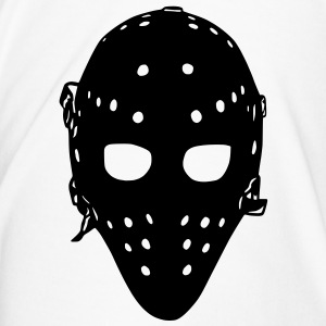Vintage Hockey Mask Water Bottle - Men's Premium T-Shirt