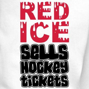 Red Ice Sells Hockey Tickets Water Bottle - Men's Premium Hoodie