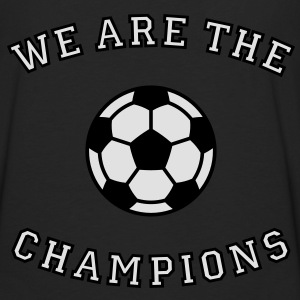 We are the champions (2C) Hoodie - Men's Premium Longsleeve Shirt