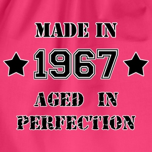 Made in 1967 T-shirts - Gymtas