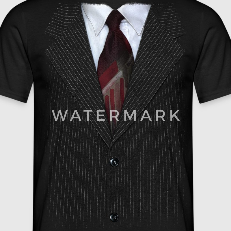 Suit v2 - T-shirt herr