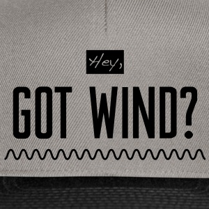 Got Wind? Kids Hoody - Snapback Cap