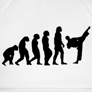Evolution of Man - Baseball Cap
