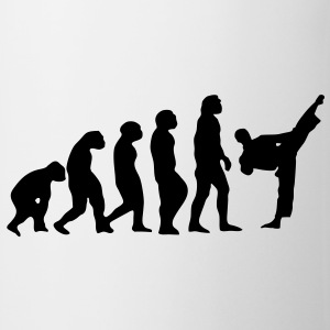Evolution of Man - Mug