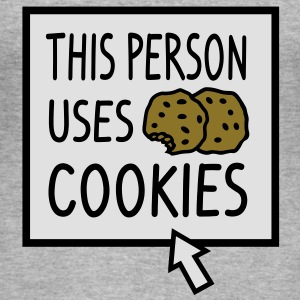 cookie acceptance Hoodies & Sweatshirts - Men's Slim Fit T-Shirt