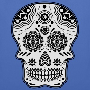 sugarskull vectoriel en 2 couleur Sweatshirts - Mulepose