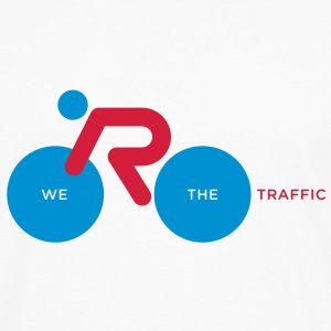 We are the traffic T-Shirts - Men's Premium Longsleeve Shirt