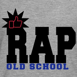rap old school Hoodies & Sweatshirts - Men's Premium Longsleeve Shirt