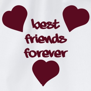 Best friends Kinder T-Shirts - Turnbeutel