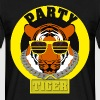 Party Tiger T-Shirts - Men's T-Shirt