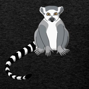 Lemur  T-Shirts - Men's Premium Tank Top