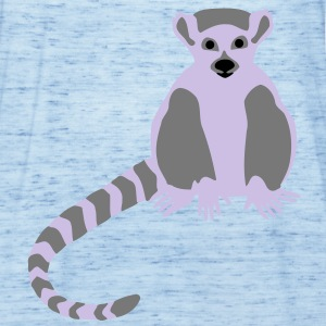 Lemur  Kids' Shirts - Women's Tank Top by Bella