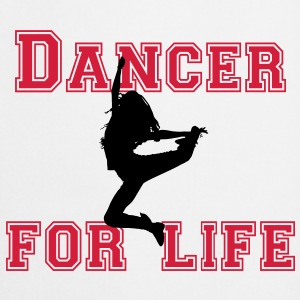 dancer for life Sudadera - Delantal de cocina