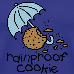 Rainproof cookie Kinder sweaters - Mannen Premium T-shirt