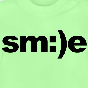 Smile Kids' Tops - Baby T-Shirt