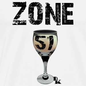 zone 51 by dk Sacs - T-shirt Premium Homme