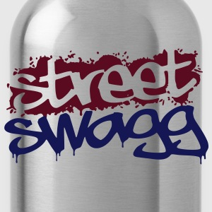 Street Swagg Tag Polo Shirts - Water Bottle