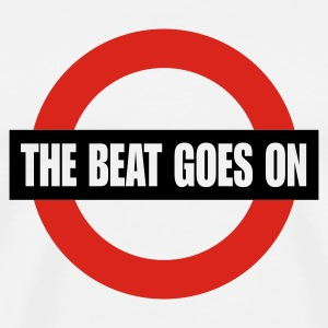 The Beat goes on Langarmshirts - Männer Premium T-Shirt