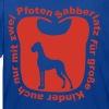 Sabberlatz Sweatshirt mit hellblauem Motiv - Kinder T-Shirt