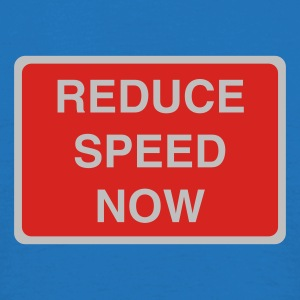 Reduce Speed Now Pullover - Männer T-Shirt