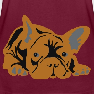 Powder blue bully T-Shirts - Women's Oversize T-Shirt