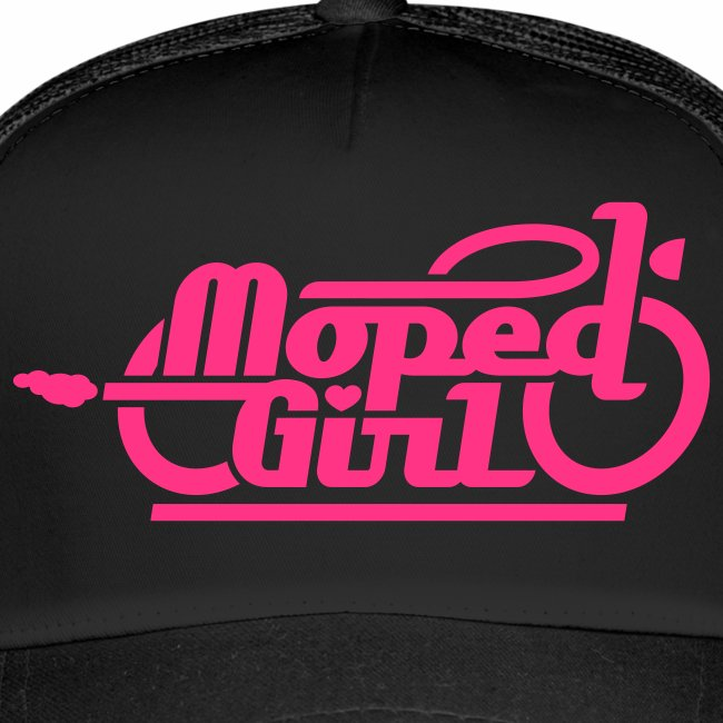 Moped Girl / Mopedgirl (V1)